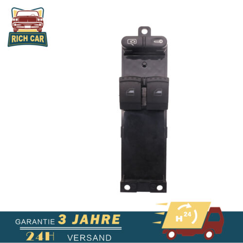 Auto Fensterheberschalter 1J3959857 AUDI VW CADDY JETTA PASSAT B6 Touran