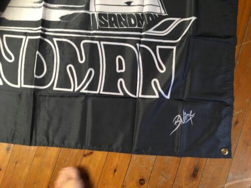 MAN cave flags sandman banner HOLDEN GMH HZ HX panel van mancaveideas poster