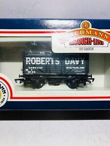 Bachmann-33-154-Roberts-Davy-Westmorland-9-plank-wagon
