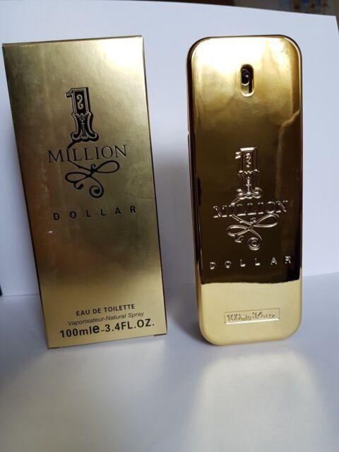 Paco Rabanne 1 Million Edt Spray 100ml Perfume Eau De Toilette For