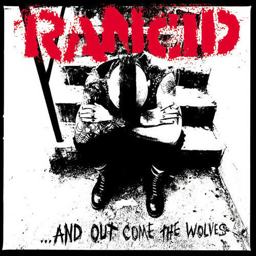 Rancid - And Out Come The Wolves [New CD] Rmst