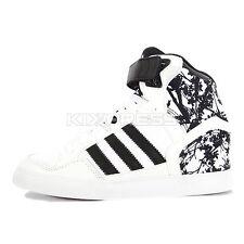 Adidas Extaball Up W [S74999] Original Casual Wedge White/Black