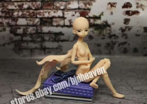 Palm doll 1//8 doll Ivy baby girl body ELF dolls without any make up