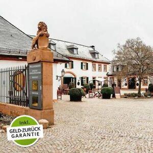 5 Tage Erholung Urlaub Hotel Residenz Weingut Schloss Reinhartshausen Eltville