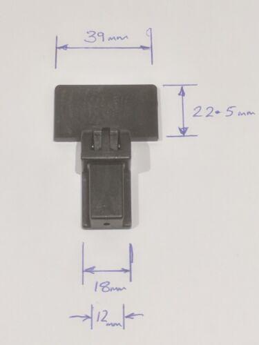 Tapa Bisagras para Audio Technica AT-LP5,At LP120,AT-LP3 Tocadiscos /& Muchos