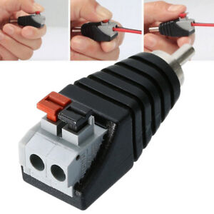 Speaker-RCA-Connector-Wire-A-V-Cable-to-Audio-Male-RCA-Adapter-Jack-Press-Plug