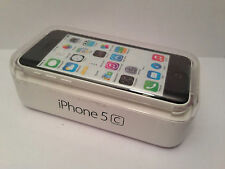 Apple iPhone 5c 8GB White (AT&T) Unlocked GSM LTE 4G Smartphone 5 c Brand New