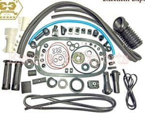 Vespa-Rubber-Grommet-Kit-Set-of-75-Item-VBB-VBA-VLB-Sprint-Super-Rally-12-Volt