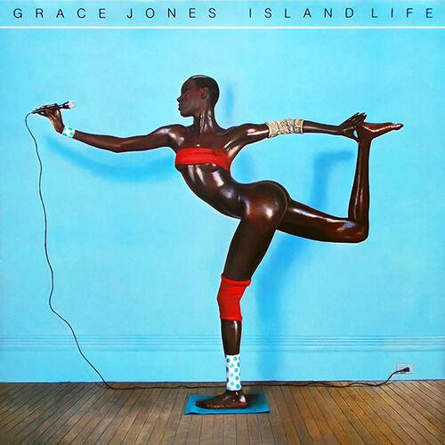 Grace Jones - Island Life - UK CD album 1986