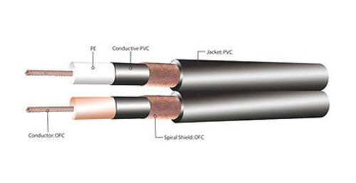 "3ft Kirlin 1//4/"" TS Mono Male Plug to Dual 1//4/"" TS Mono Male Noise-Free Y-Cable"