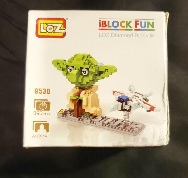 Star Wars Toys Mini Micro Diamond Iblocks blocks Kids Building toys