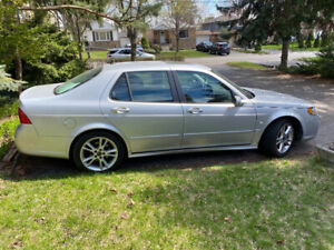 2006 Saab 9-5 Top of the Line.