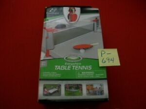 BRAND NEW EASTPOINT EVERYWHERE TABLE TENNIS SET PLAY AT HOME, PICNICS, ANYWHERE
