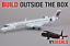 thumbnail 4 - V1 Decals Boeing 737-700 Westjet Tartan Tail for 1/144 Revell Model Airplane Kit