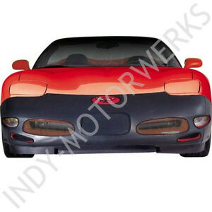Corvette Front Bumper Bra Mask C5 97 04 Protect Your Paint From Road Debri