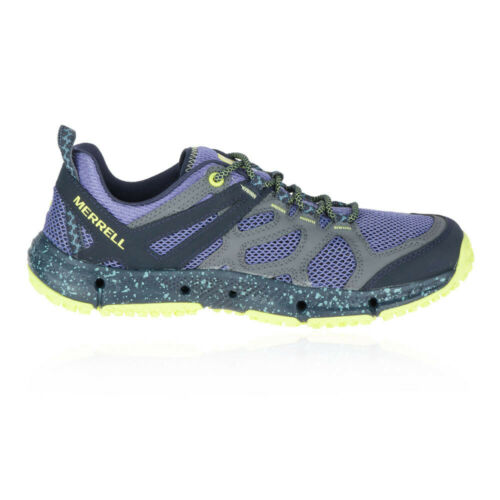 Merrell Damen Hydrotrekker Trail Turnschuhe Laufschuhe Sport Schuhe Sneaker Blau