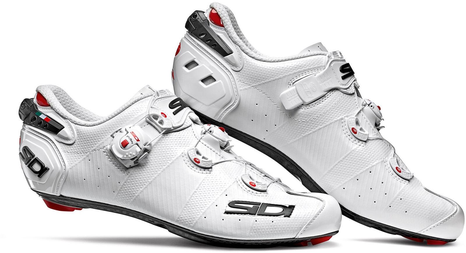 Sidi Wire 2 Carbon  Road Bike shoes White  discount sales