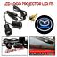 Lumenz LED Ghost Shadow Lights Door Logo Projectors fits MAZDA