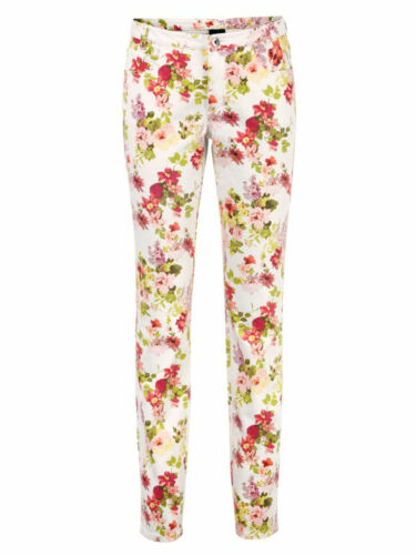 Kp 49,90 € Best Connections by Heine NUOVO!! COLORATO a breve Dimensioni Pantaloni stampa B.C