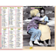 Calendrier-2021-La-Poste-Almanachs-PTT-35-References-Divers-Animaux-Paysages miniature 30