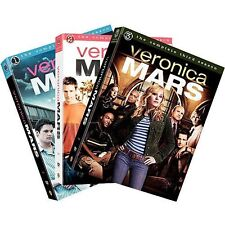 Veronica Mars: Complete Kristen Bell TV Series Seasons 1 2 3 Box/DVD Set(s) NEW!