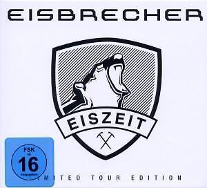 1 von 1 - Eisbrecher - Eiszeit (Ltd. 2CD + DVD Tour Edition Boxset) - OVP