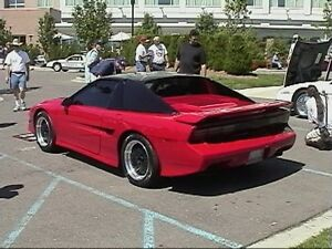 Pontiac Fiero Massive 20th Anniversary Car Show Dvd Ebay