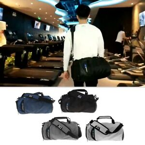 Gym Duffle Bag Weekend Carry Case Waterproof Fitness Protector Cover 15in