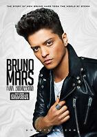 Bruno Mars Sealed 2017 Biography, Interviews & More Dvd
