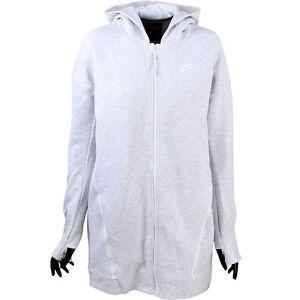 c343a5aa821b  180.00 725844-051 Nike Women Tech Fleece Cocoon Mesh Jacket (white ...
