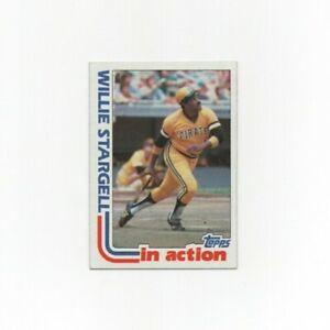 1982 Topps Willie Stargell Baseball Card #716 Pittsburgh Pirates HOF