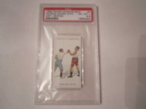1924-FRANKLYN-DAVEY-amp-CO-BRISTOL-OUTSIDE-GUARD-LEFT-BOXING-5-PSA-GRADED-CARD-65