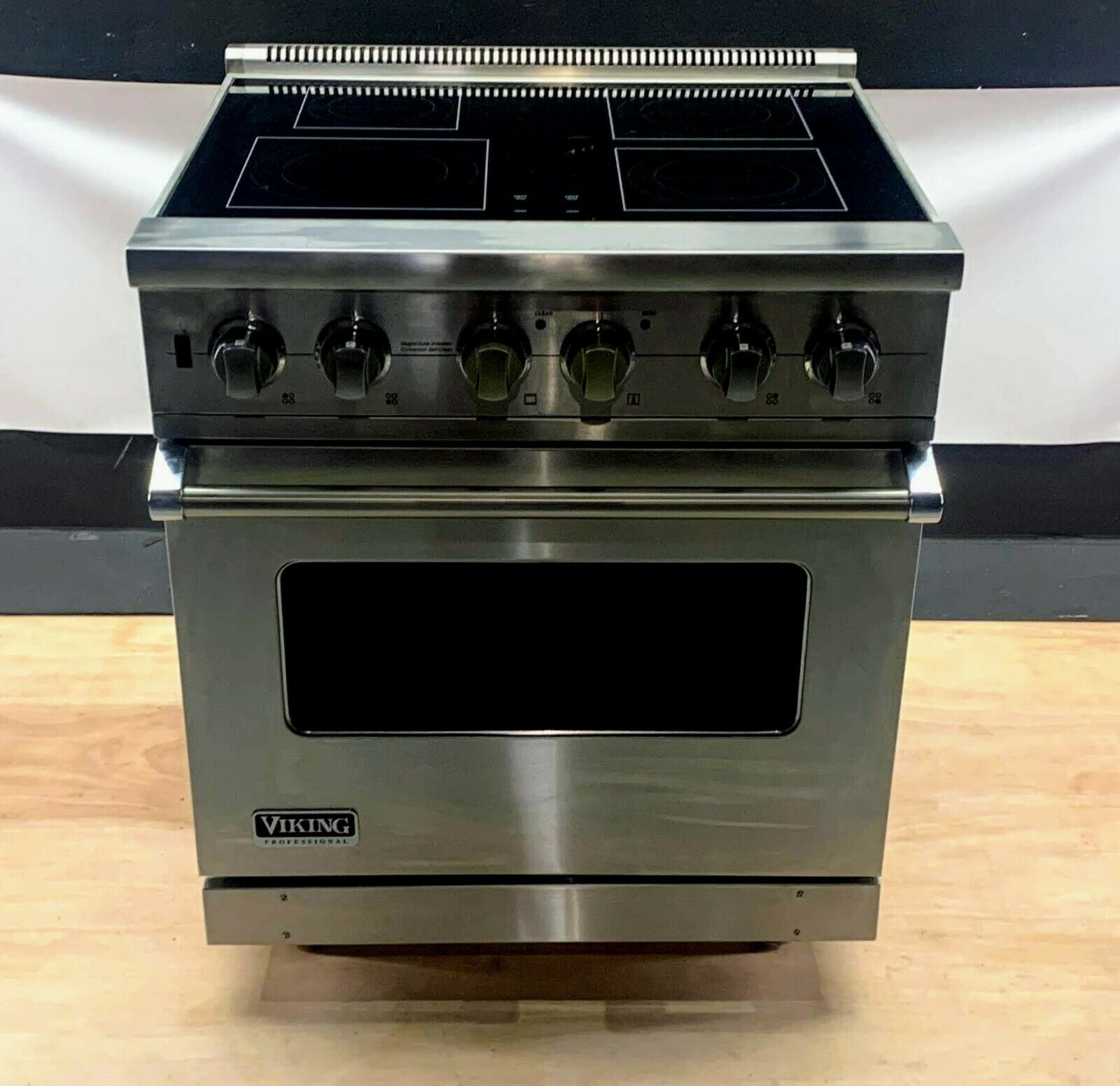 Viking Gl Cooktop Replacement Blk