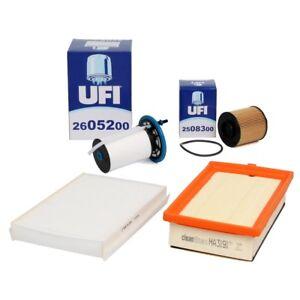 Inspektionskit-Filterpaket-Filterset-FIAT-500L-199-1-6D-Multijet-105-120-PS