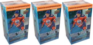 2016-17-Upper-Deck-Series-1-NHL-Hockey-10-Pack-Blaster-Box-Lot-Of-3-Brand-New