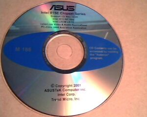 what is asus intel chipset driver