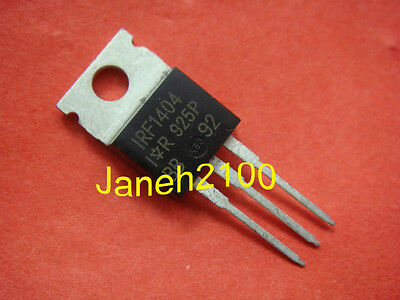 20, Power Mosfet IRF1404 IRF 1404 Transistor TO-220