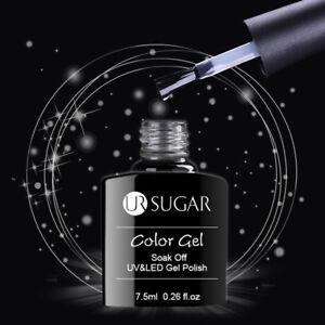UR-SUGAR-7-5ml-Nail-Thickness-Enhancer-Protector-Soak-Off-Nail-UV-Gel-Varnish