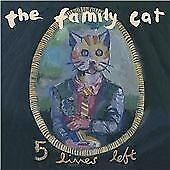 The-Family-Cat-Five-Lives-Left-The-Anthology-2013-2CD-NEW-SPEEDYPOST