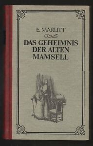 Das-Geheimnis-der-alten-Mamsell-Eugenie-Marlitt-Liebesroman
