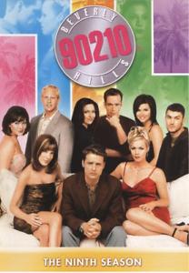 Beverly-Hills-90210-The-Ninth-Season-9-DVD-NEW-Luke-Perry-Tori-Spelling