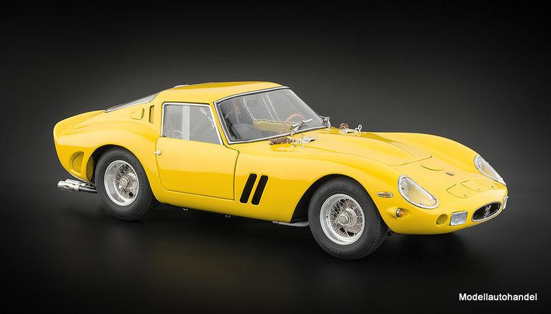 Ferrari 250 GTO 1962 Jaune 1 18 Cmc m-153 - Prix Recommandé     NEW