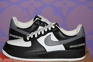cansada En detalle Piquete  Nike Air Force 1 Low Eminem Encore E Premium PROMO Sample Rare OG ...