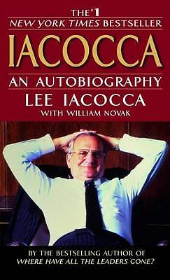 1 of 1 - Iacocca: An Autobiography-ExLibrary