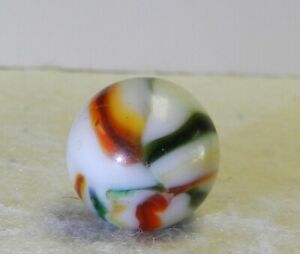 #12306m Vintage Peltier NLR Christmas Tree Marble .64 Inches