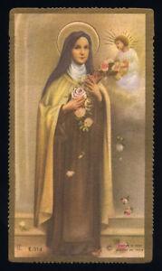 santino-santo-card-ediz-EB-y-514-S-TERESA-DE-JESUS-039-BAMBINO