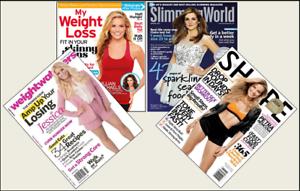 4 Mini /'VAMPIRE/' Magazines Barbie Blythe Fashion Doll size 1:6 playscale