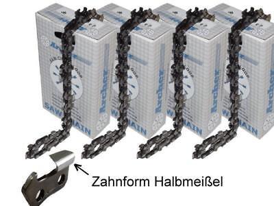 "3x Sägekette Kette 50cm 76 TG passend für Timbertech Tarus Bomag ua. 20/"" Zoll"