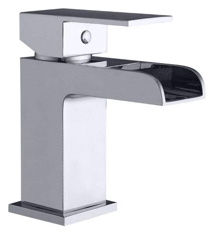 ROYCE MORGAN AARIAN WATERFALL BASIN MIXER BATH FILLER BATH SHOWER MIXER TAP TAPS