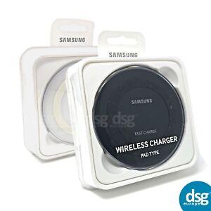 Original-Qi-Inalambrico-Cargador-Almohadilla-de-Carga-Rapida-Para-Samsung-Galaxy-S7-S8-S9-Plus